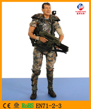 2018 OEM Factory American hot sales Mini military army action figure soldiers with gun/cartoon character plastic pvc models toys