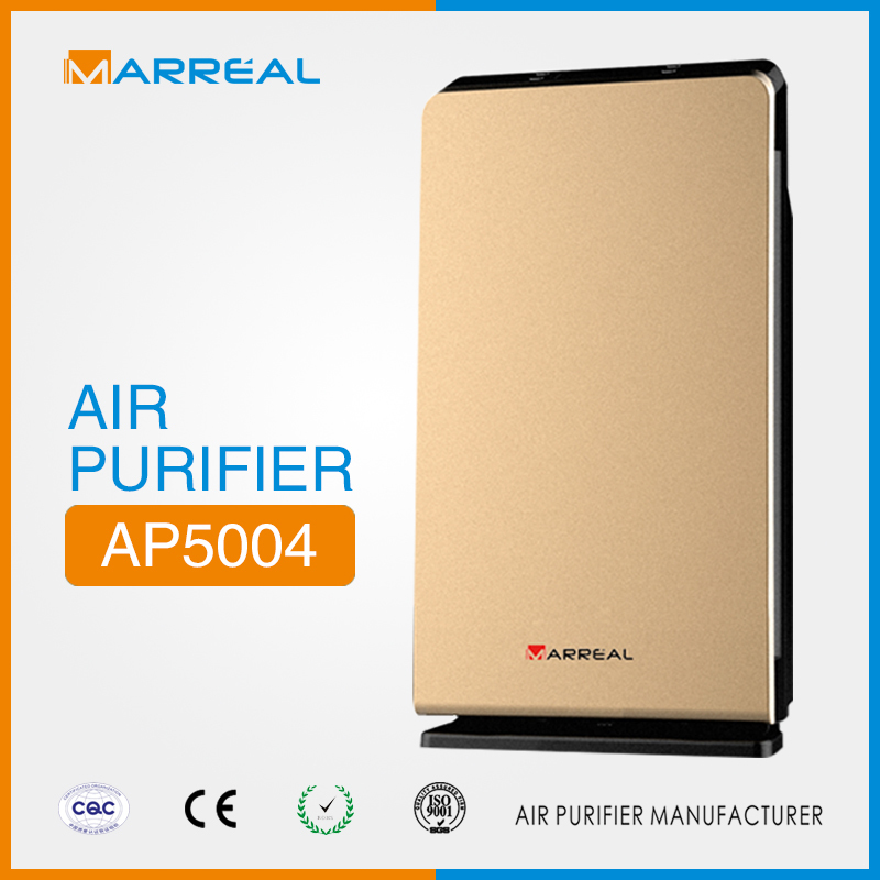 Electrostatic Dust portable hepa air purifier highly efficient in cleaning large rooms