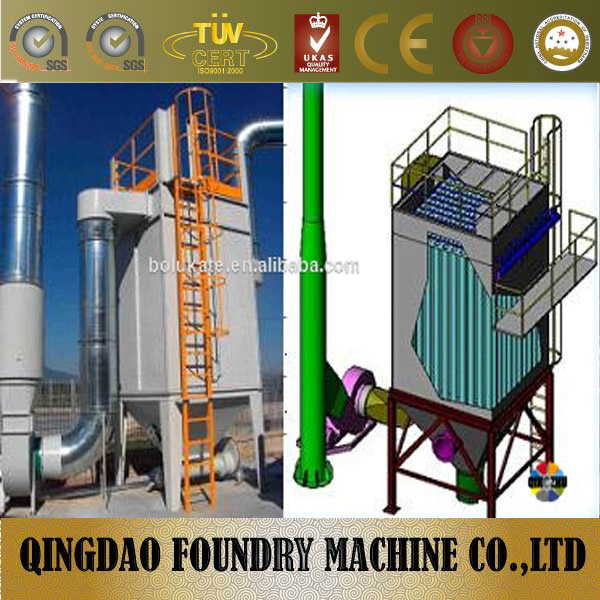 Factory production and sales of bag filter/ Environmental waste gas treatment equipment /Filter dust collector