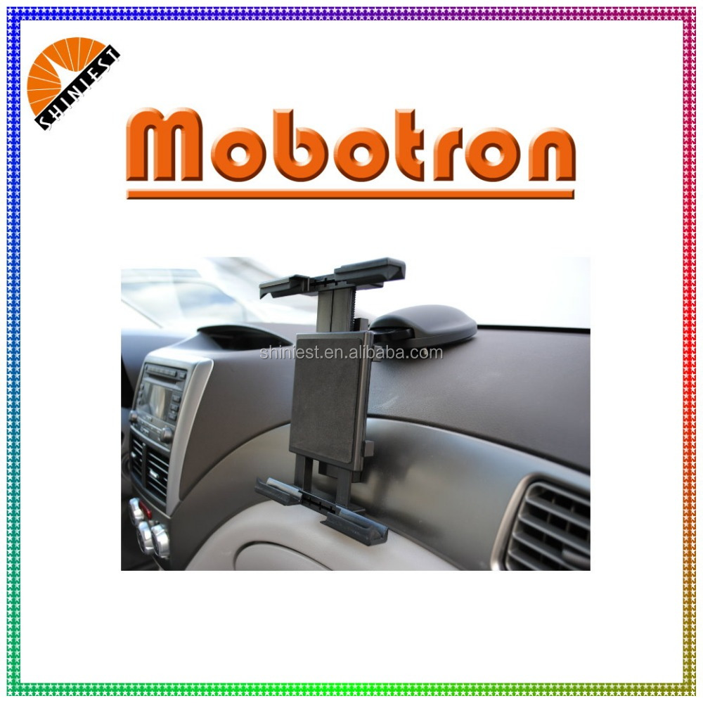 Best selling universal durable clamping arms phone holder for cars