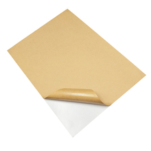 Best priced Self Adhesive Brown Vellum Paper