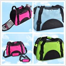 fashion pet dog training bag, factory price dog travel bag, washable dog carry bag