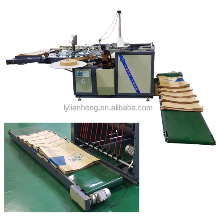 automatic industry sewing machine available for woven bag