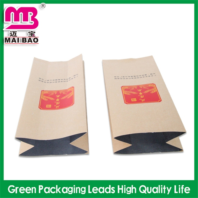 2014 new fashion fashion paper bag/cement packing kraft paper bag