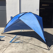 portable beach shade luxury family camping tent