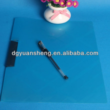 manufacturer of clear plastic report cover a4 pvc file folder