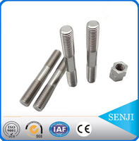 Customized Stainless Steel Standard Size Stud Bolt