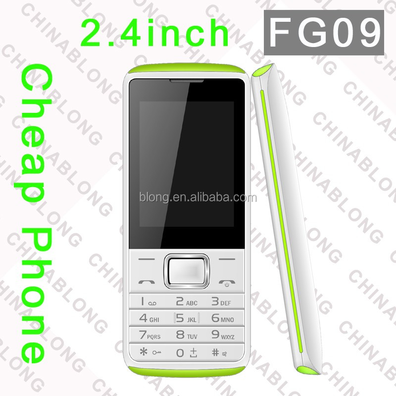 2.4 inch Unlocked Dual Sim Slide Mobile Phone,Cel Phone,Antique Phone