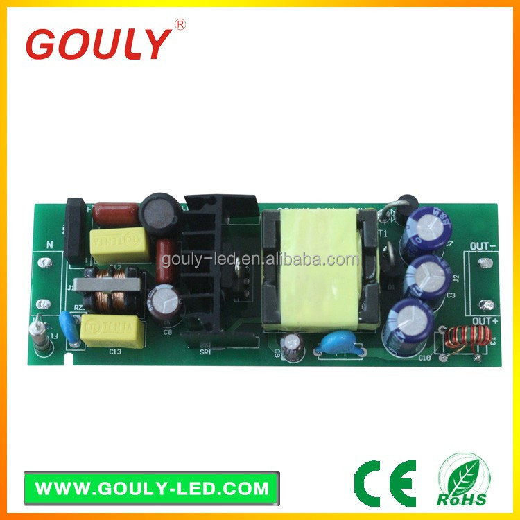 ce led driver36w 900mA driver IP20 PFC >0.93 led power supply guangdong shenzhen factory