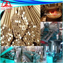 Brass bar complete production line for factory equipments