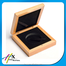 alibaba supplier handmade wooden etui storage packaging coin box watch jewelry