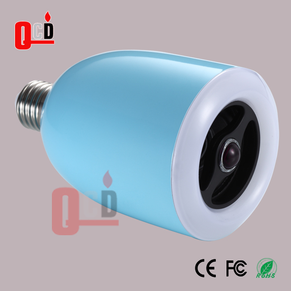 2015 new product flashing color light speaker.
