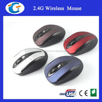 Mini Portable Wireless Optical Mouse For Laptop Desktop PC