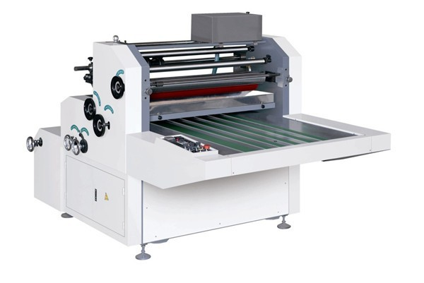 Factory window water based film laminating machine for sale