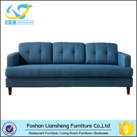 Assembly and Multi Wood Home Furniture,Comfort Sofa With High Density