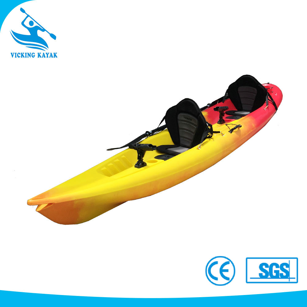 2 Person Power Fishing Kayak For Sale
