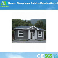 High quality mobile timber frame homes/contemporary prefab houses