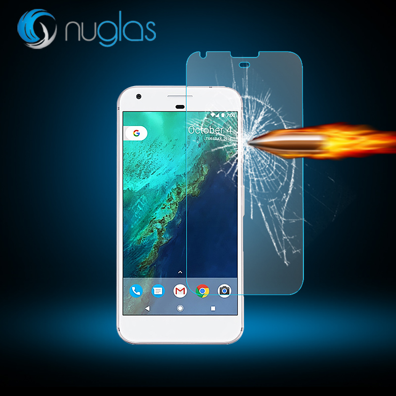 Attractive Stylish Anti-oil 2.5d Tempered glass screen protector for Google Pixel