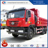 IVECO brand Weichai Engine 336hp 30 ton dump truck for sale