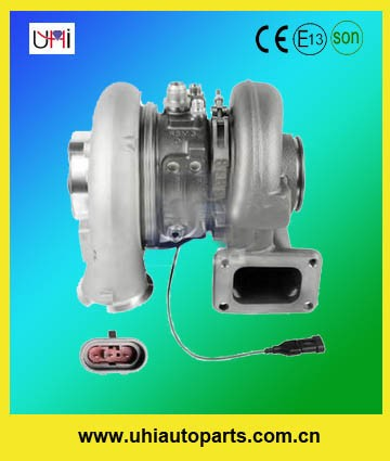 OEM Quality Engine D12C Model HY55V turbocharger kit 504139769 for Fiat/Iveco Cursor 10