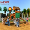 Kindgarden kid's outdoor pirate ship playground equipment