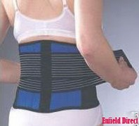 High quality back support belt Neoprene Lumbar Brace Medical Grade Lower Back Pain Relief Belt