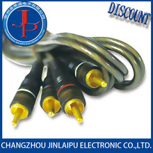Jinlaipu rca adapter cable vga casero 9 pin mini din to With Bottom Price