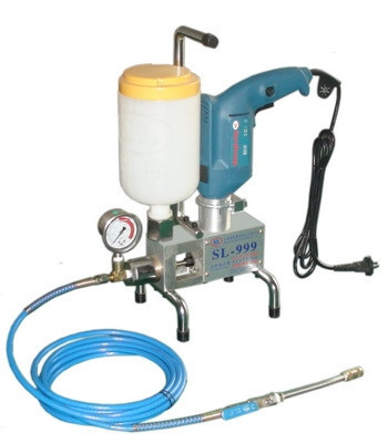 EPOXY INJECTION MACHINE FOR CONCRETE CRACK REPAIR