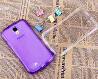 Best selling tpu phone cover ultra thin tpu case for samsung s4 colorful case