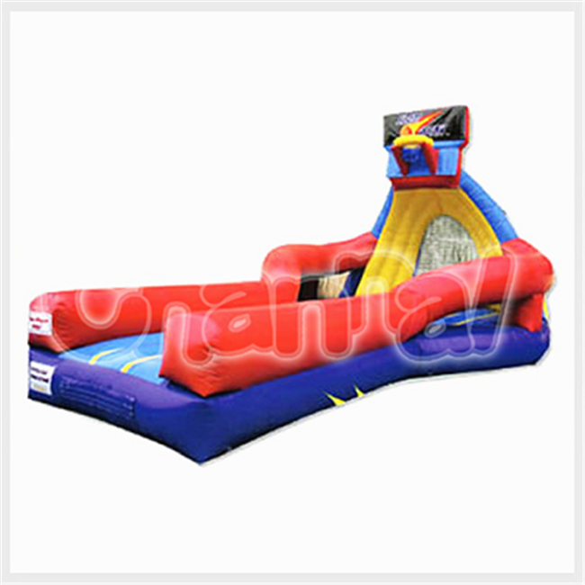 High Fying Inflatable Slam Dunk Sport Game