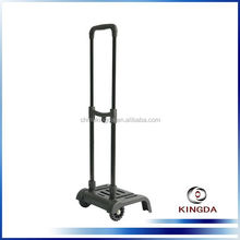 KINGDA Professional designer aluminum folding trolley handle