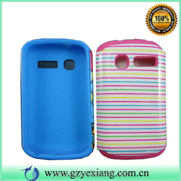 DIY design printed back case cover for alcatel one touch pop c1