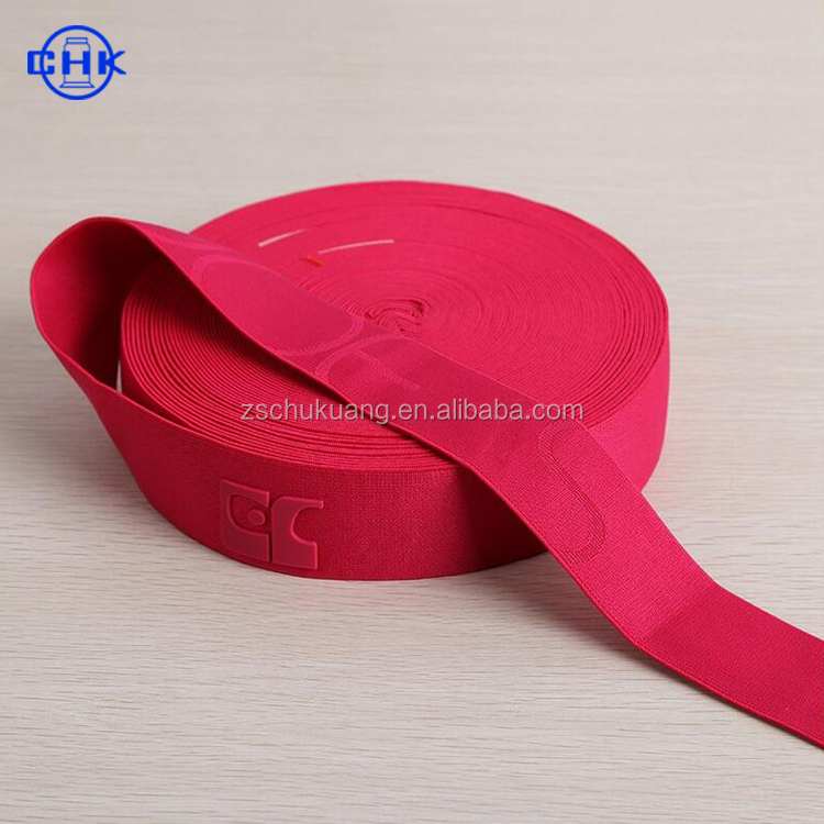 Factory customized elastic band for garment