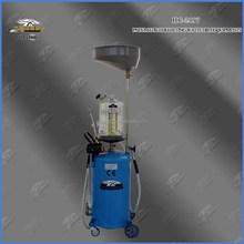 Pneumatic waste oil collector / Oil drainer / Oil Extractors 80 liters