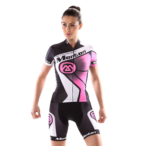 2014 Monton manufacturer PRO Rocking red women sports wear