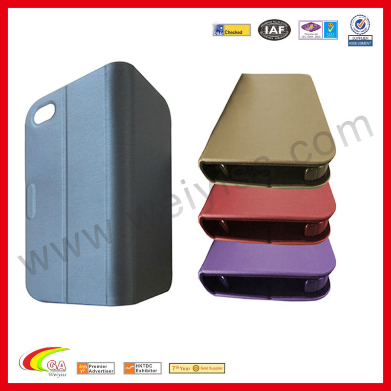 Fashion Style leather Cell Phone Case For Samsung Galaxy S4