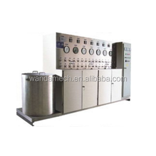 Supercritical co2 olive oil extraction machine