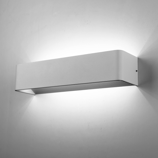 CE UL modern shell wall lights & vanity lighting fixture & hps wall lighting