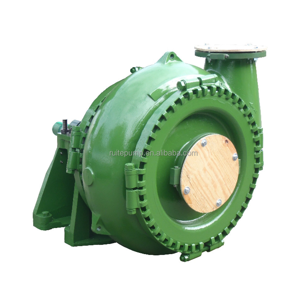 High performance top level drilling rig solid control sand pump