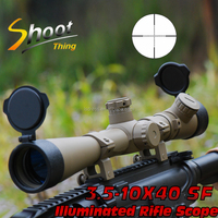 ST 5305 Shoot Thing Sniper Hunting Optics Riflescope 3.5-10X40 SF Illuminated Rifle Scope Mil-dot Reticle Telescopic Sight
