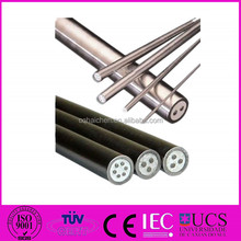 mineral insulated cable type k,j,t,e thermocouple mi cable