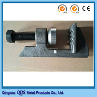 Forging heavy F and C clamp