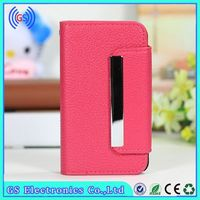 Wholesale Detachable Magnetic Wallet Leather Case For ZTE v793, New Phone Covers For ZTE