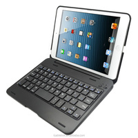 2016 Wholesale Mini Wireless Bluetooth Keyboard case for ipad mini 7.9 inch black