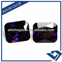 factory sell machine cut lab faceted amethyst