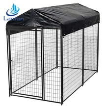 Professional factory direct sale outdoor wire mesh fencing dog kennel factory direct