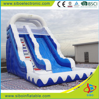 GMIF Water Park Hot Wave Inflatable