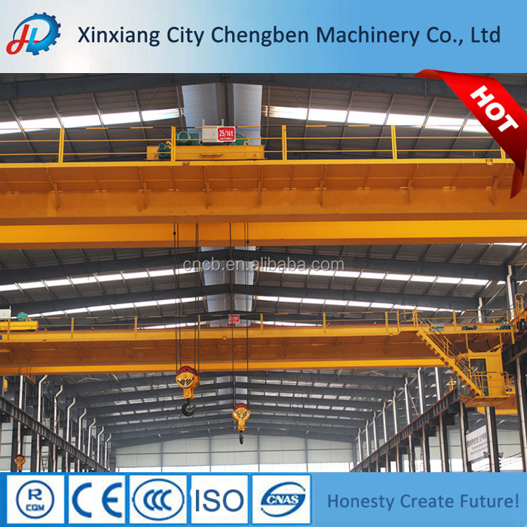 Manufacturing company Workshop Overhead Crane with cranes in Turkey