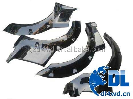 Car body parts 4x4 accessories for suzuki jimny fender flares