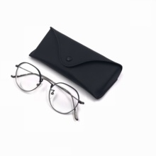 Black Sunglasses Case Sunglasses Packaging with Plastic Inner Wholesale Eyeglasses Case Top Quality Classic Style Glasses Case